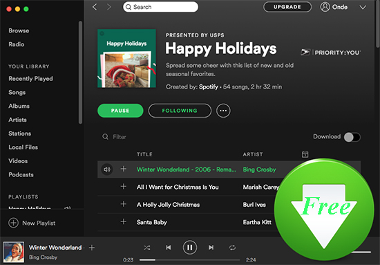 how to download spotify playlist to mp3